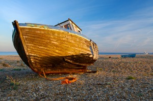 A Rich Maritime History in ALdeburgh in Suffolk