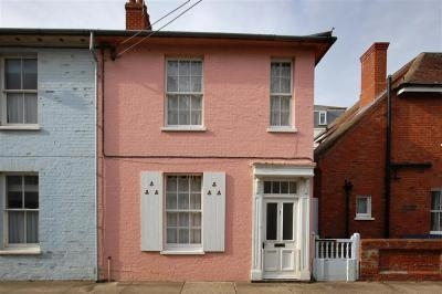 Avon Cottage Aldeburgh | Self-Catering Holiday Cottage in Aldeburgh Suffolk