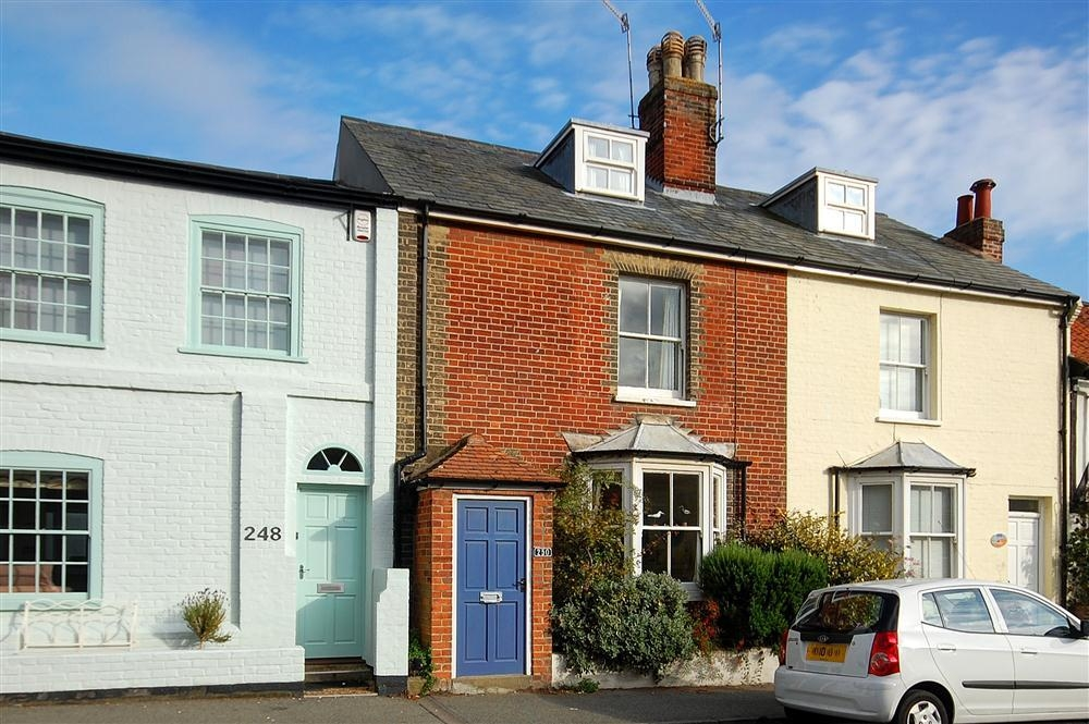 Bay Cottage Aldeburgh | Self-Catering Holiday Cottage in Aldeburgh Suffolk