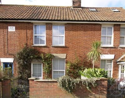 Elm Cottage Aldeburgh | Self-Catering Holiday Cottage in Aldeburgh Suffolk