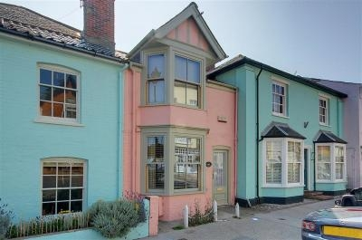 Pilots House Aldeburgh | Self-Catering Holiday Cottage in Aldeburgh Suffolk