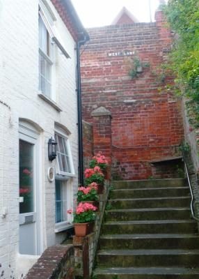 Top Step Cottage Aldeburgh | Self-Catering Holiday Cottage in Aldeburgh Suffolk