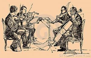 String Quartet Players