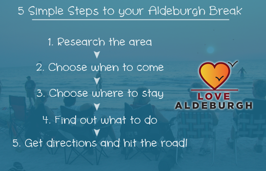 Take a break in Aldeburgh