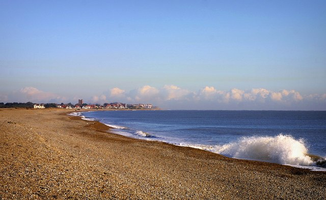 How to get to Southwold from Aldeburgh