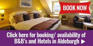Book Your Stay In Aldeburgh