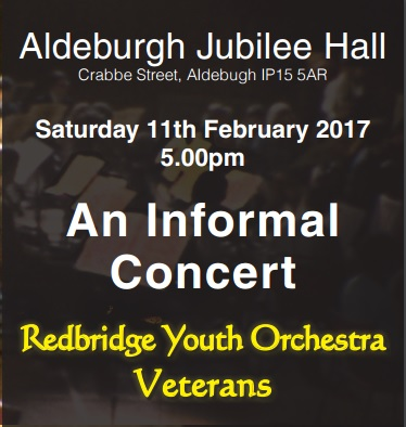 The Redbridge Youth Orchestra at 50: Reunited